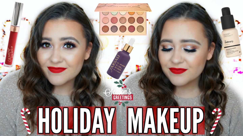 Holiday-Makeup-Tutorial-2017