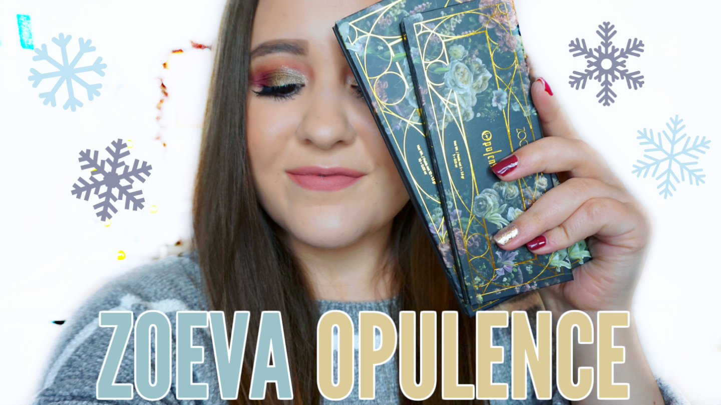 Zoeva-Opulence-Collection