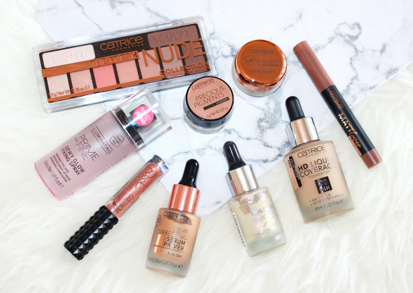 Catrice Spring Summer 2020 Makeup Haul