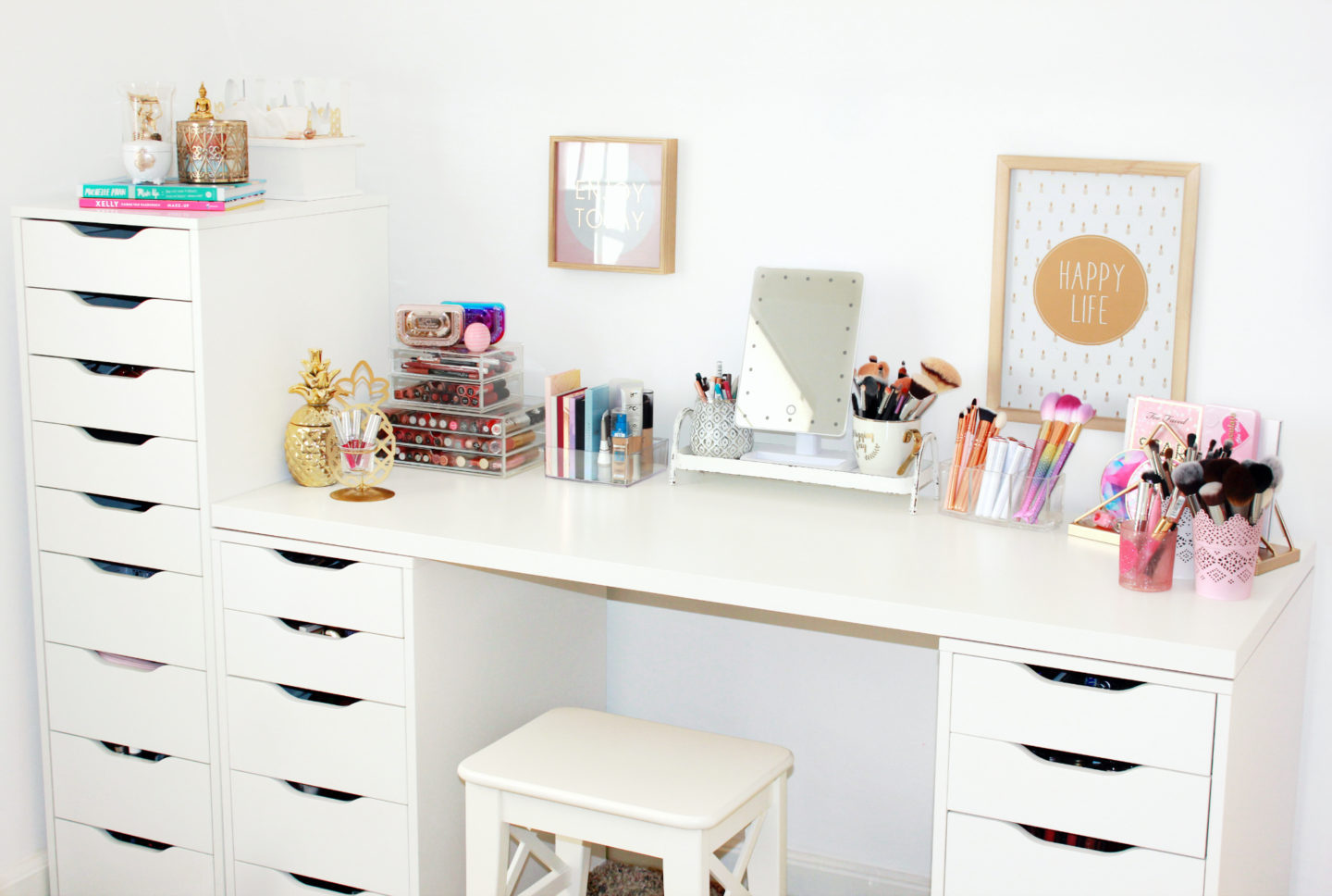 Makeup-Declutter-Organisation