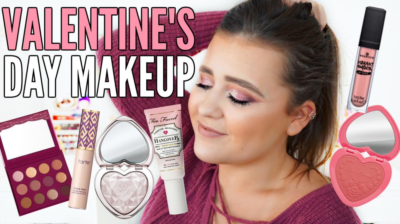 Valentine's-Day-Makeup-Tutorial