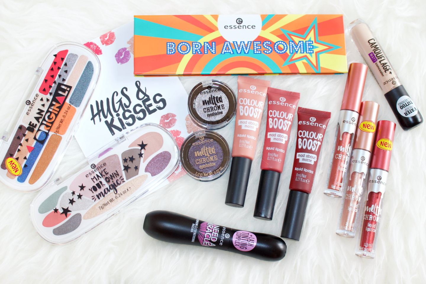 My First Essence PR Package